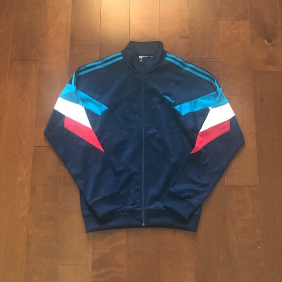 adidas originals retro jacket